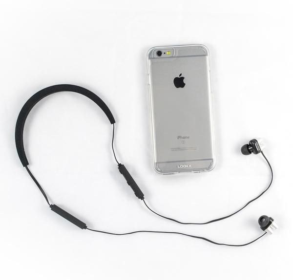 LOGiiX Blue Piston tuneFRĒQS Duo BT™ #LOGiIX #Bluetooth #headphones #iPhone7 #tech #accessories #BluePiston