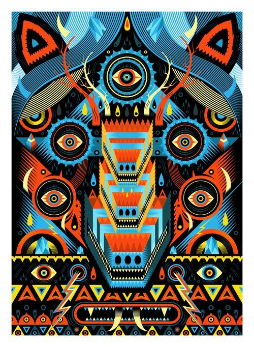 Prints 2012 by Seb NIARK1 FERAUT