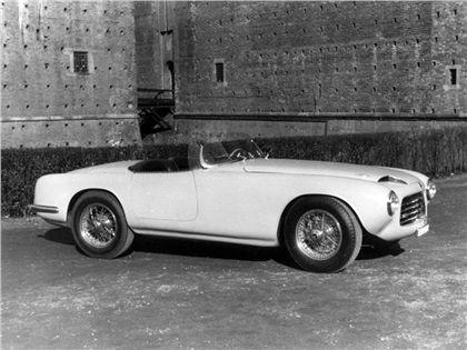 Pegaso Z-102 Spider Tibidabo (Touring), 1952