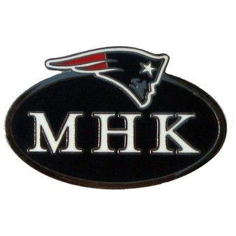 Official New England Patriots ProShop - Myra H. Kraft Lapel Pin