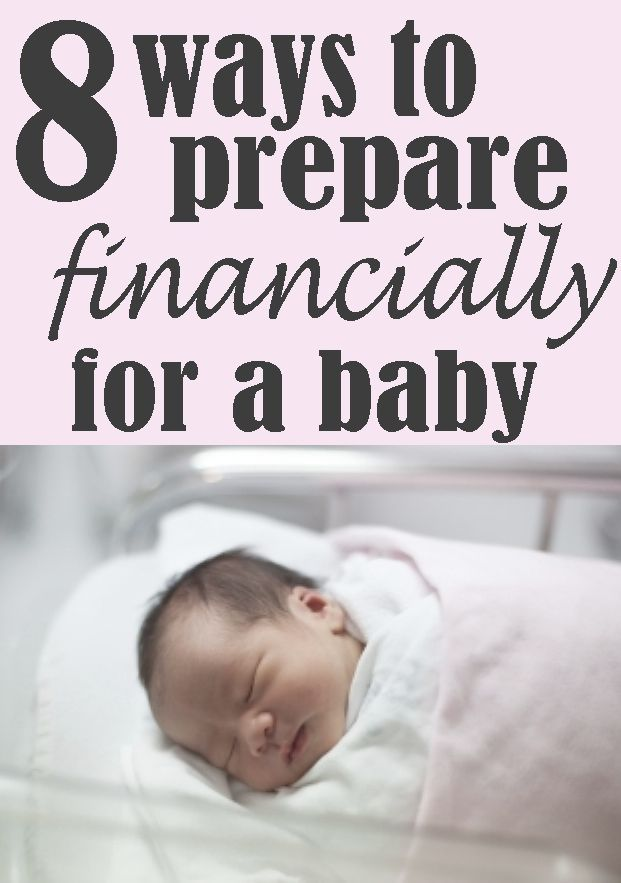 Before you have your baby, get ready financially using these 8 steps.   Financegirl