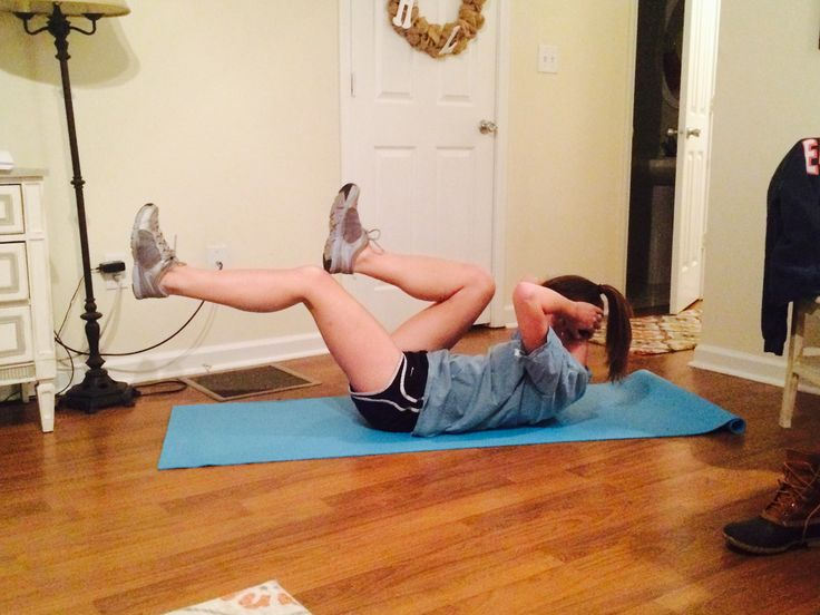 How to Do a Quick Ab Workout!