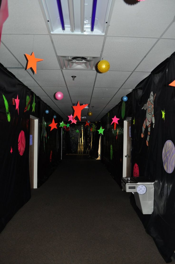 Classroom Decoration Ideas With Paper ~ Images about vbs galactic starveyer on