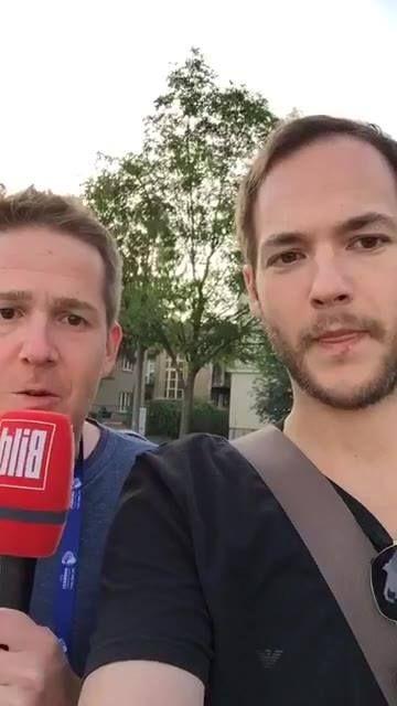 Eine Stunde vorm deutschen U21-EM-Spiel gegen Dänemark. Stellt unseren Reportern Christian Kitsch und Sebastian Hochrainer Eure Fragen!