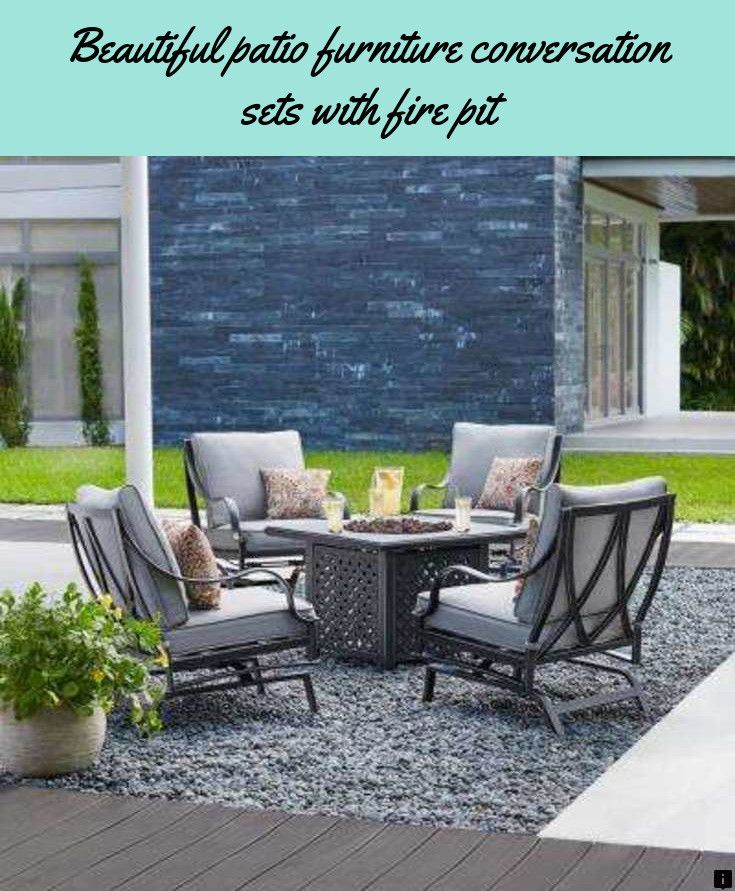 Patio Furniture Conversation Sets With Fire Pit.Check Out The Webpage To Read More On Patio Furniture Conversation