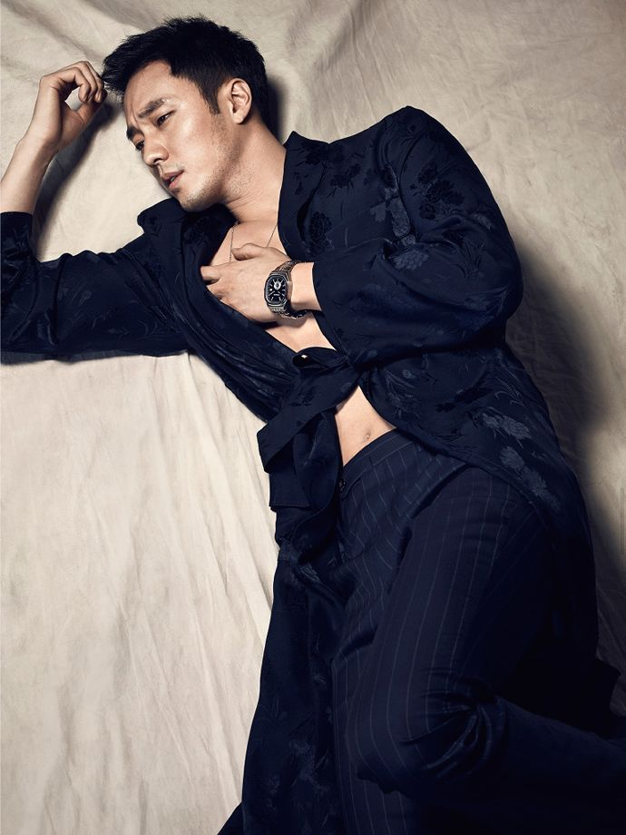 More of So Ji Sub From High Cut's Vol. 123 | Couch Kimchi