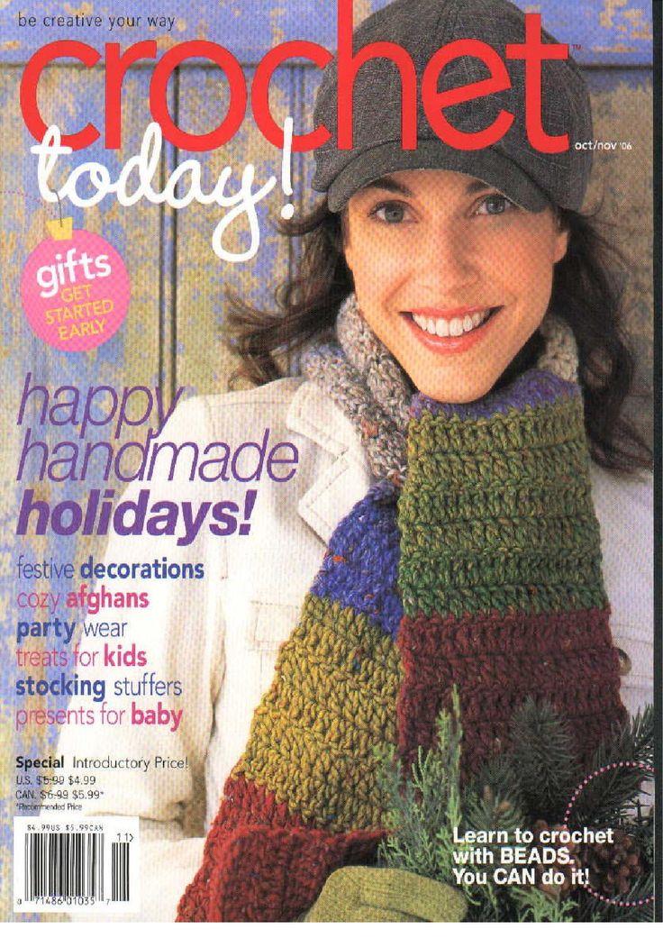 Mejores 286 imágenes de Crochet 21c libros Issuu en Pinterest ...