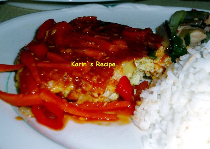 Karin`s Recipe: Fu Yung Hai (Egg Fu Yung)