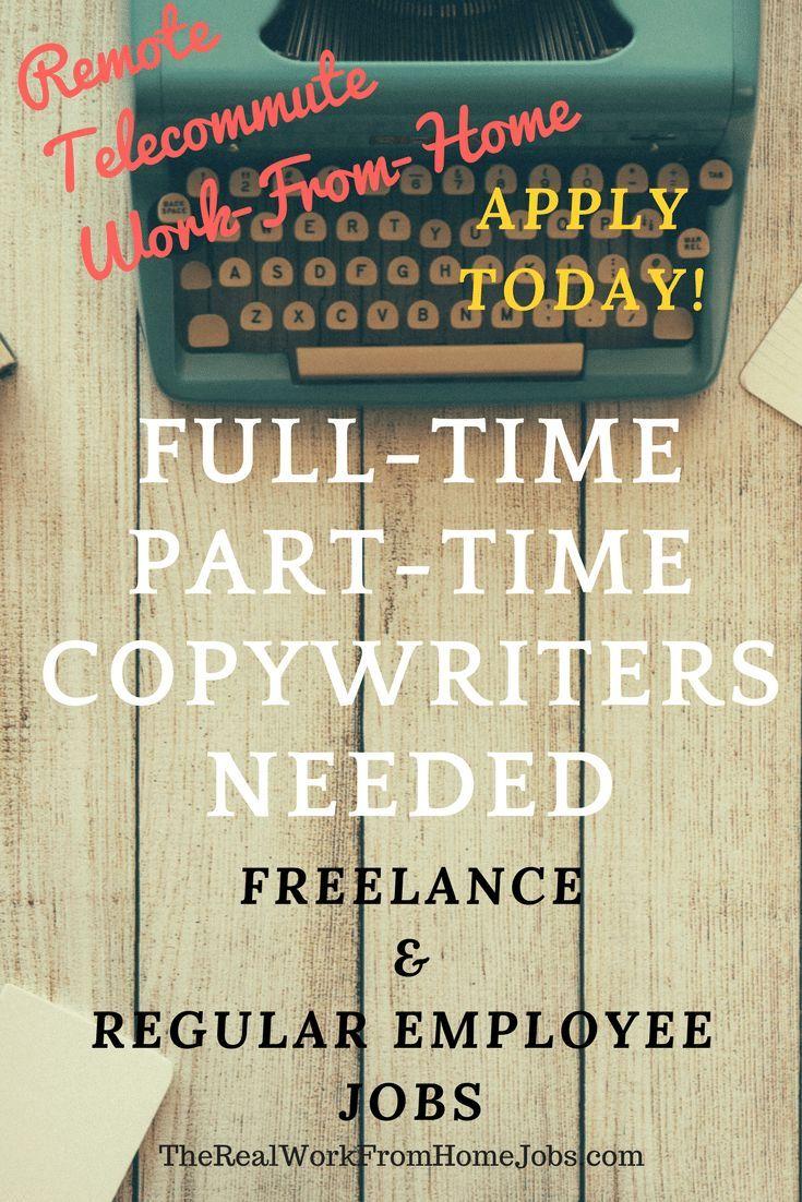 freelance writers needed