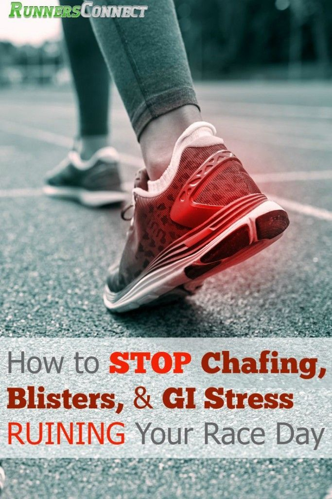 how to stop blisters when running