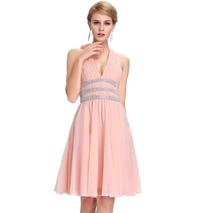 Cocktailkleid pink tull