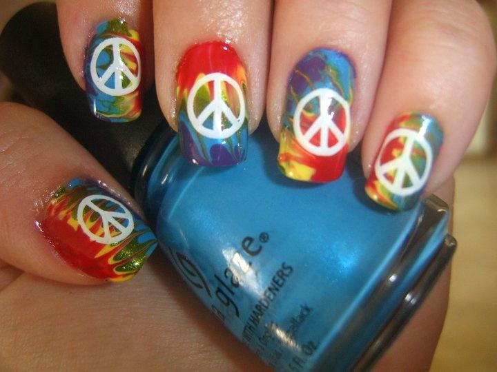 Hippie Nails