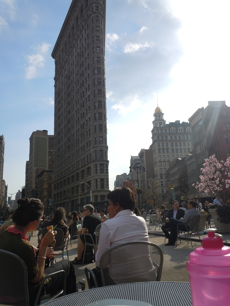 New York City in March - Flatiron