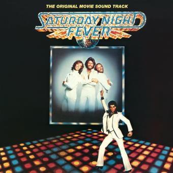 Les Bee Gees sur la BO de Saturday night fever.  1977