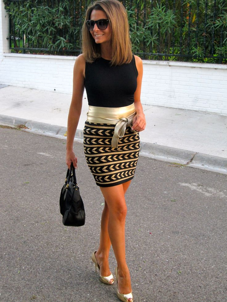 Oh My Looks By Silvia Sweater-Skirt