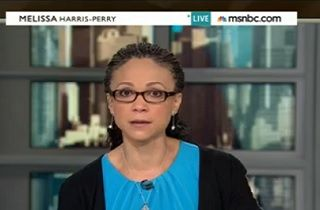 Melissa Harris-Perry Breaks Down On-Air While Addressing Kieran Romney Controversy