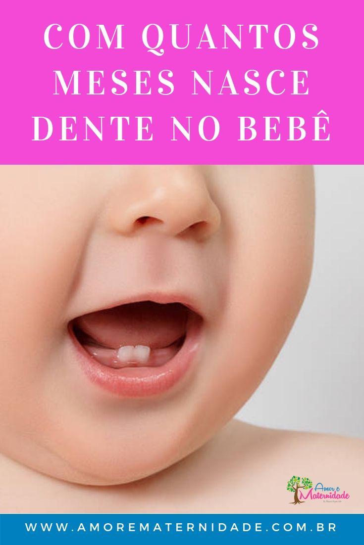 Com Quantos Meses Nasce Dente No Bebe Massagem Para Bebe