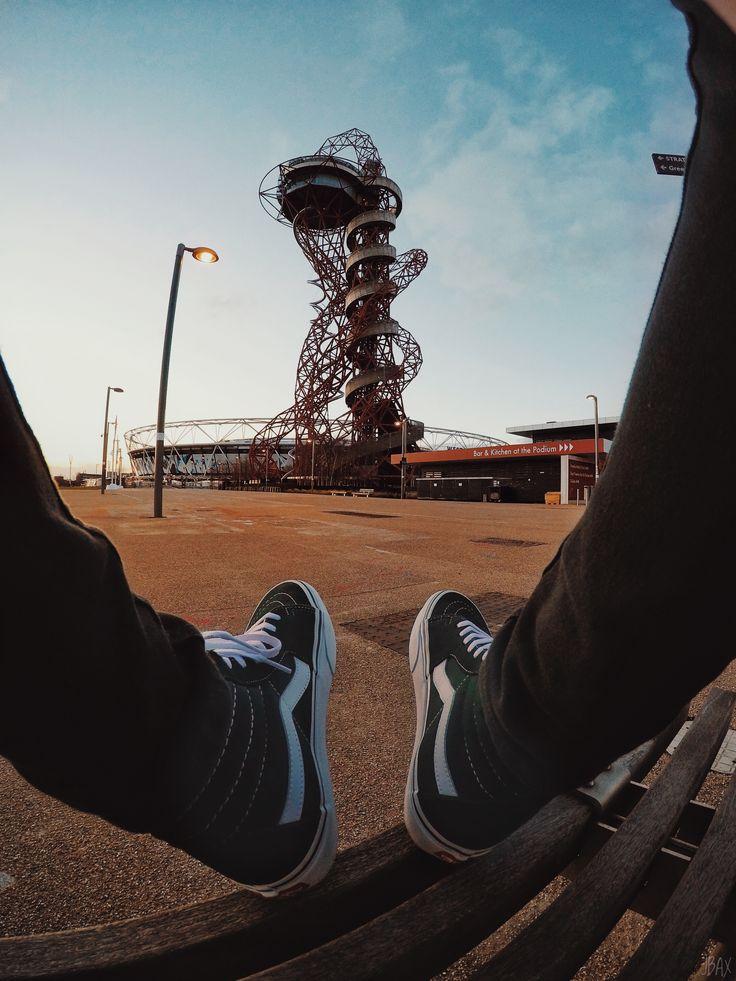 The ArcelorMittal Orbit in London, UK 🇬🇧