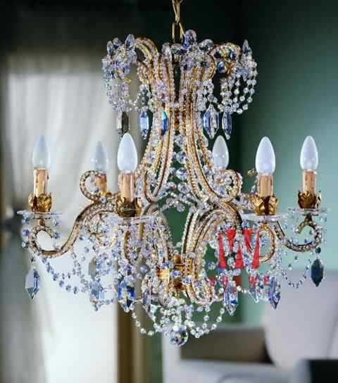 45 best florence chandeliers images on pinterest florence aliexpress buy decorative candle crystal chandelier pendant 10 lights colorful hanging chandelier i9034 aloadofball Image collections