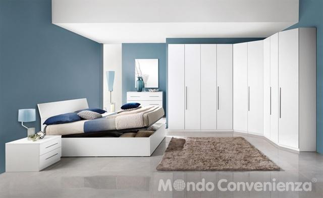 Eleonora - Camere da letto - Moderno - Mondo Convenienza