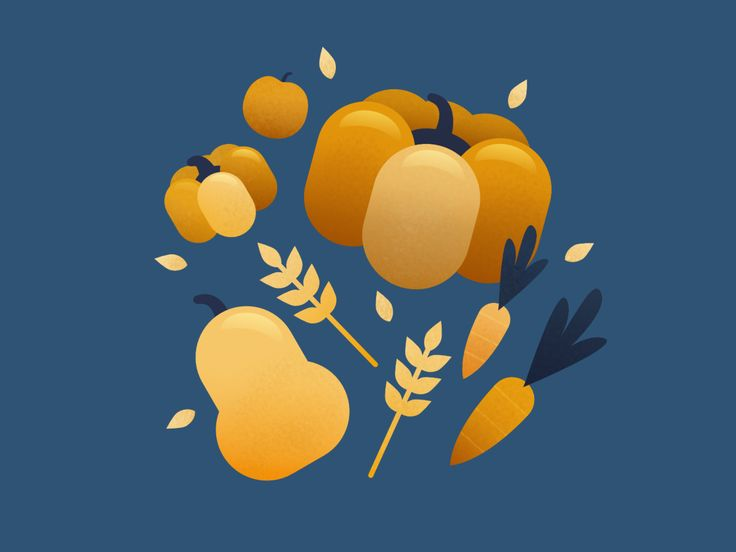 - 18ffddebf33b5c14c6da1a72a29df609 - Harvest Time designed by Hannah Sharp. Connect with them on Dribbble; the global community for designers and creative pr…