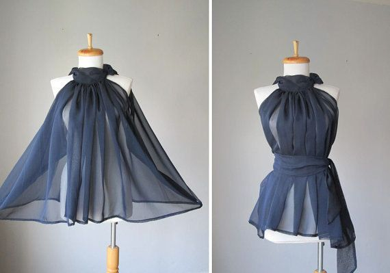 Top  /  Sheer / Misty Dream  / Classic /  by AtelierSignature, $47.99