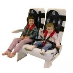 Silla de retención infantil para Kidy Bus Harness