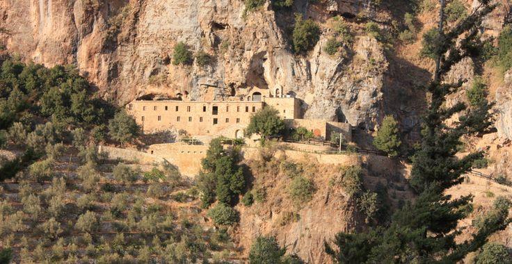 Liban - Vallée de Qadisha