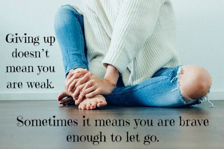 How to Let Go of Someone You Love #breakups #lettinggo