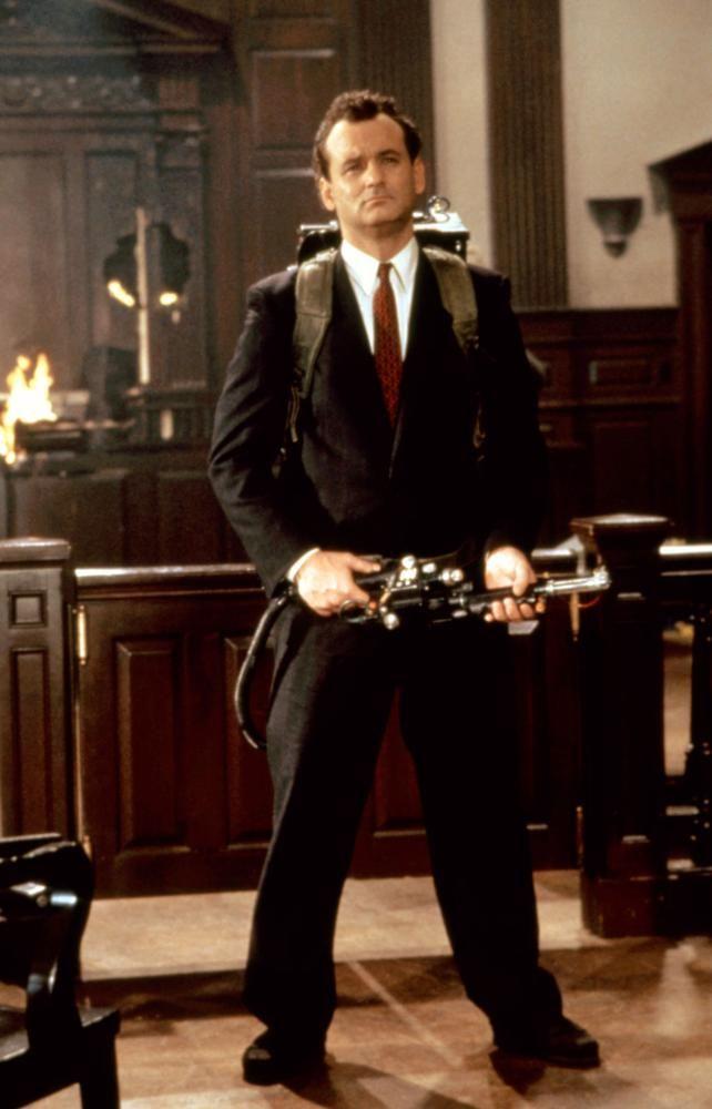 Bill Murray in Ghostbusters II