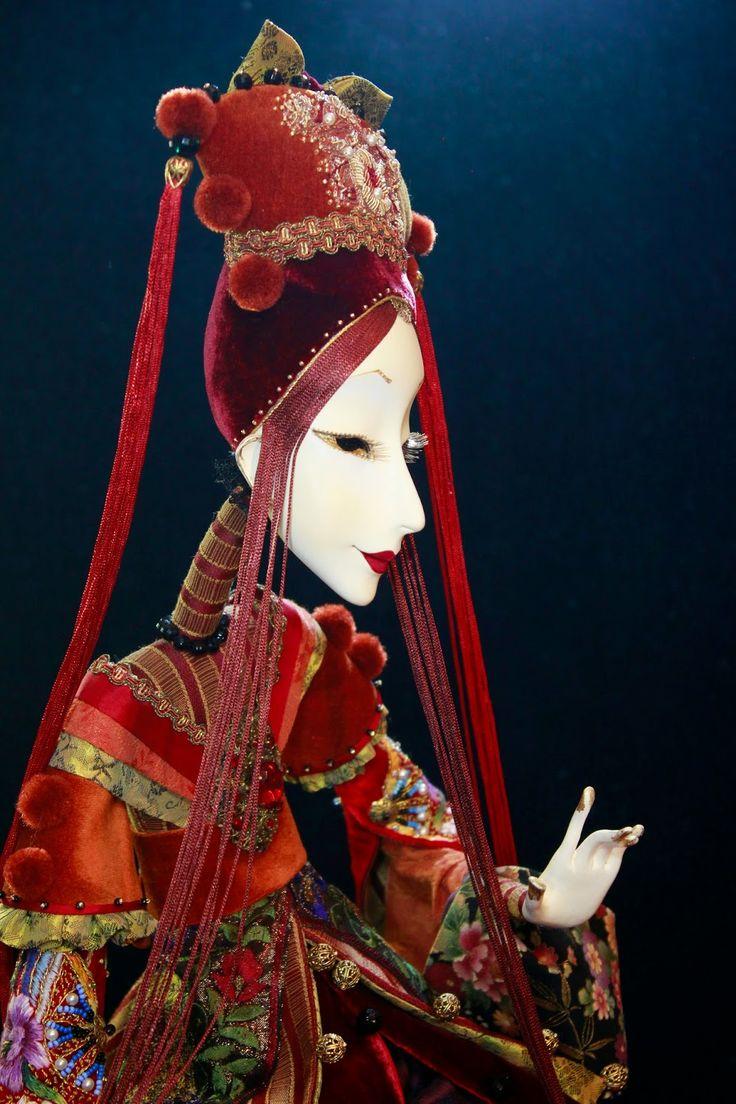 Кукольная мастерская ANNADAN: Принцесса ПИО