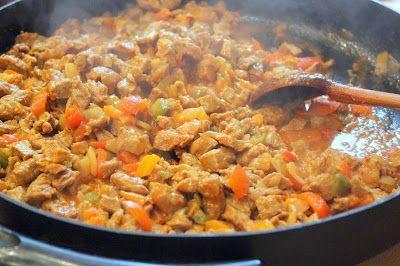 Nesrin's Küche: Sac Kavurma /Fleischpfanne