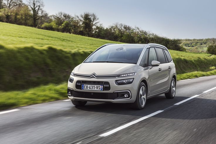 New #CitroënC4Picasso