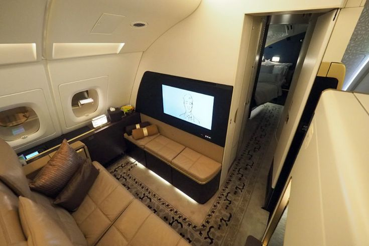 Join me for a flight in Etihad's $32,000 Residence on the airline's inaugural A380 flight from JFK.