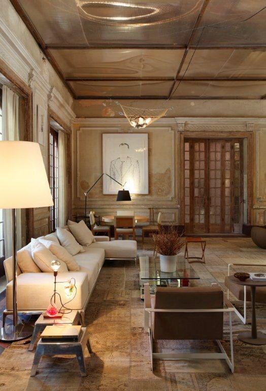 Gisele Taranto  проект Hotel Lounge  шоу Casa Cor 2012 #hotelinteriordesigns