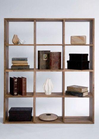 KARE Prague - Authentico Shelf 150