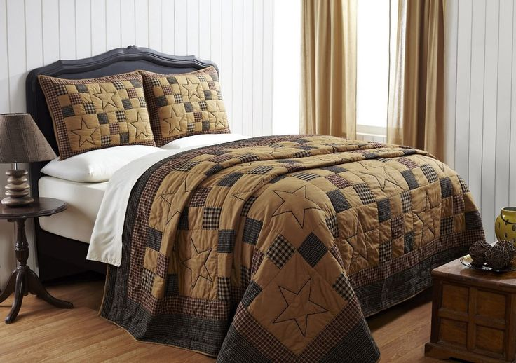 1000 images about Primitive Country Bedrooms Bedding