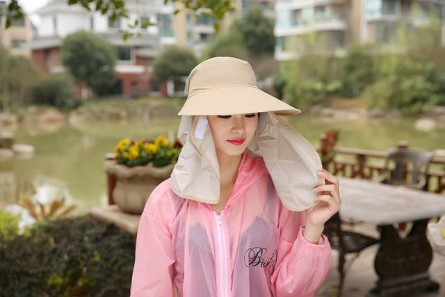 SUN HATS LADIES LARGE ROUND BRIM UNISEX BLOCK QUICK DRYING FISHING HAT SUMMER CAP FOR WOMENS CASUAL BUCKET HATS