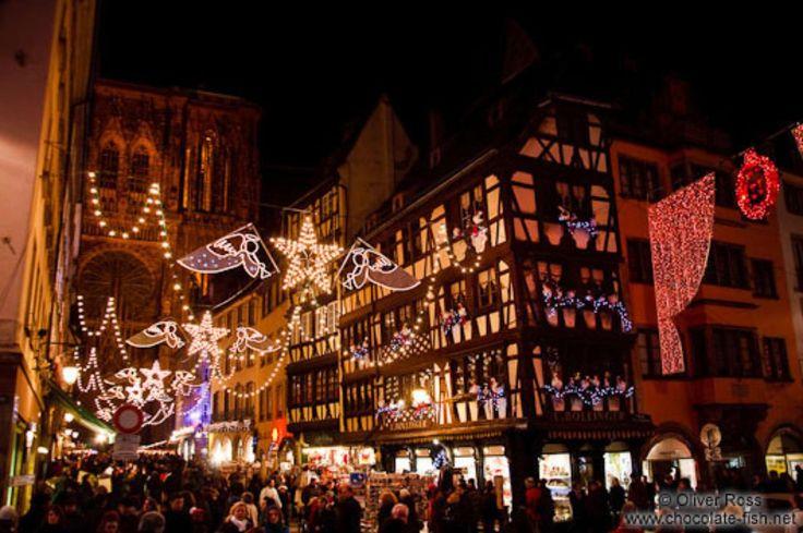 街全体がクリスマス!フランスのロマンチックすぎる街「ストラスブール」 9枚目の画像