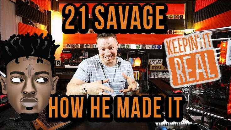 Let's Be Real! This Is How 21 Savage Really Made It As A Rapper https://youtu.be/PdjJ19yLhxs FULL SONG FROM INTRO AND OUTRO: https://www.youtube.com/watch?v=YViin66f0bs  I had a friend tell me that when someone is truly being themselves on a song people can really really tell. They can tell if what you are saying is really you or what you are. If you listen to 21 savage everything he does and says is so incredibly simple. It's effortless as if he doesn't even try... and you can tell he…