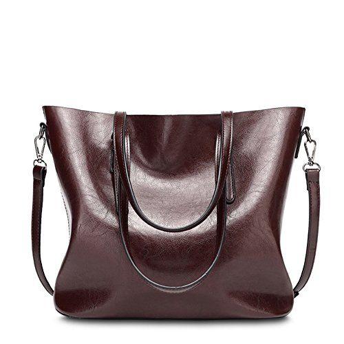 VANCOO Womens Leder Geldbörse Damen große Tasche Schulter... https://www.amazon.de/dp/B06WRXLBF6/ref=cm_sw_r_pi_dp_x_qEaZzb8CC4196