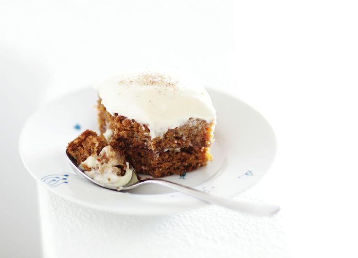 gluten free carrot cake ++ weekday carnival
