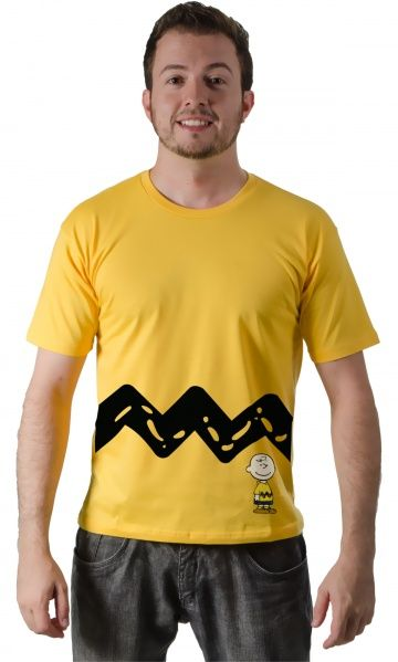 camiseta - charlie brown - Loja de Camisetas|Camisetas Era Digital