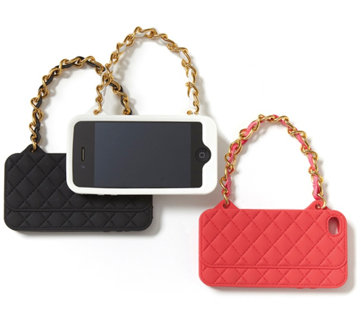 """Hello?… Yes, this is The Shopping Bag… Yes, yes, we know our Call To Fashion iPhone 4 Purse Case is outrageously fabulous for fashion and travel…Oh, you'd like one too?""   Calling fashionistas! Get your adorable iPhone purse at our website today: www.theshoppingbagstore.com"