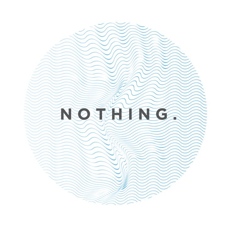 Wave - Line - Nothing