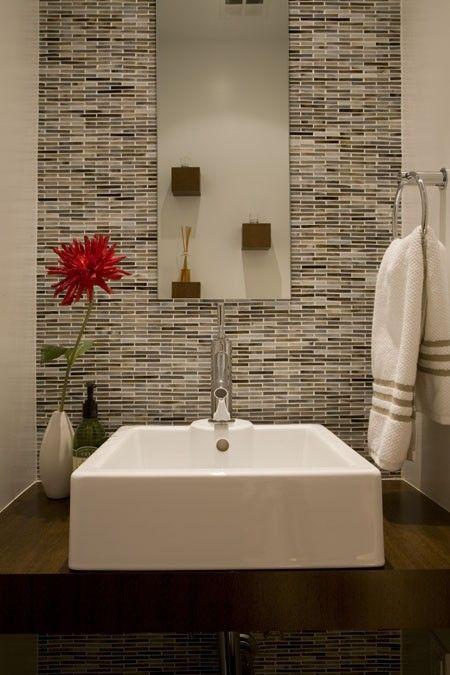 Google image result for - Contemporary half bathroom ideas ...
