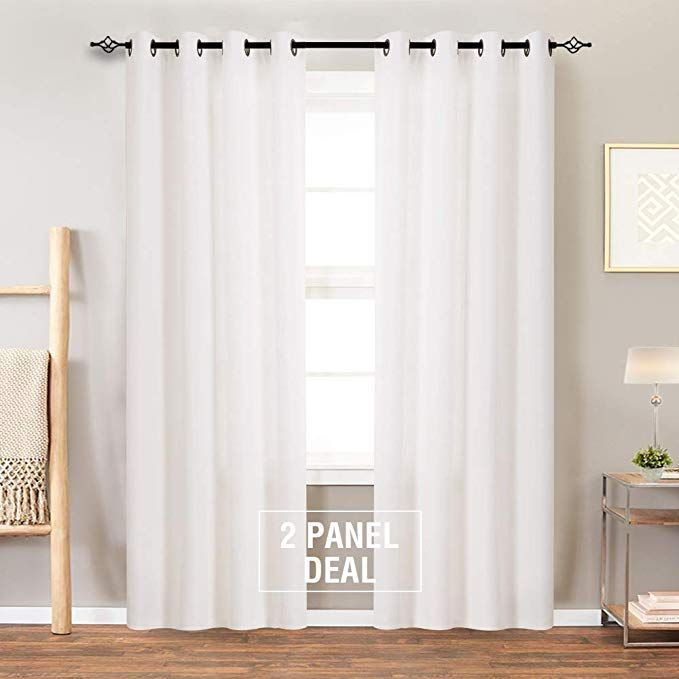 Curtains Textured Drapes For Living Room 72 Inch Length Light
