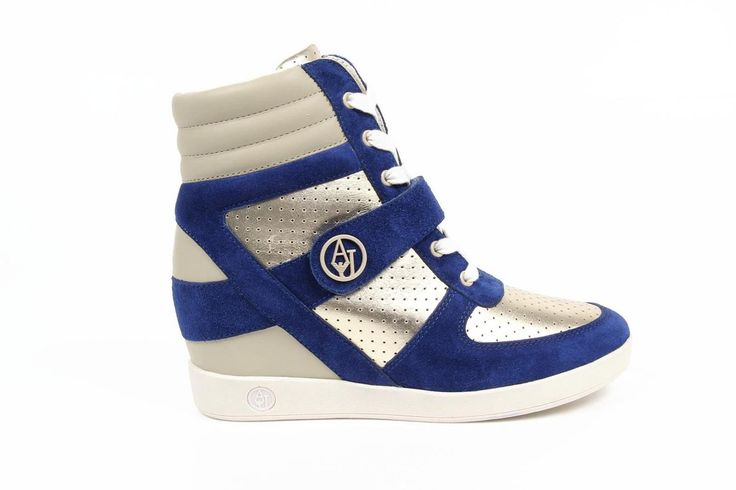 "End of Summer Sale on All ""Armani Jeans"" Products!! ARMANI JEANS LADIES SNEAKERS ! Sale Price: $189.14"