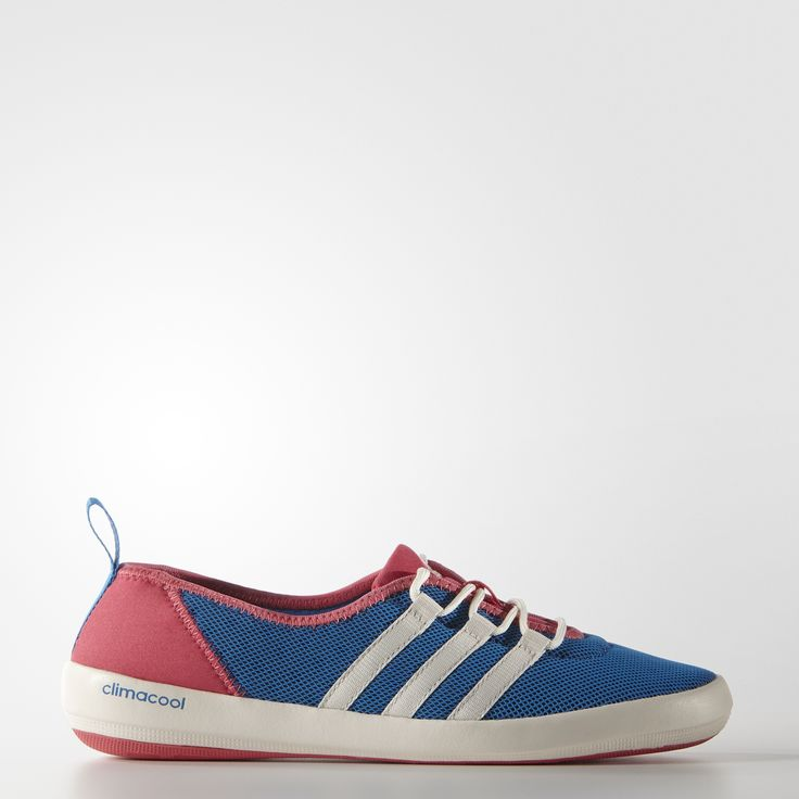 Sleek and sporty, this feminine take on the boat shoe keeps feet  comfortable with 360 · Adidas Climacool ...