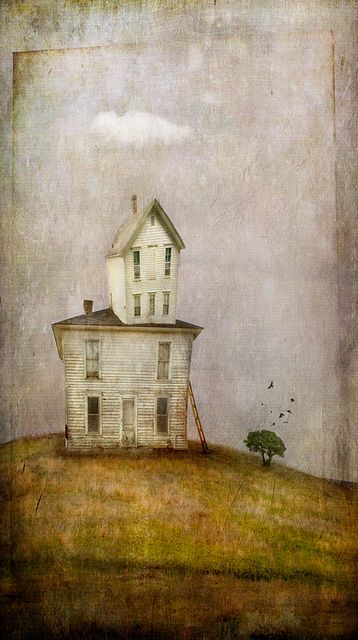 upstairs neighbors by jamie heiden, via Flickr:
